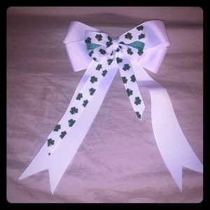 St. Patrick's Day Hair Bow 👒🍀